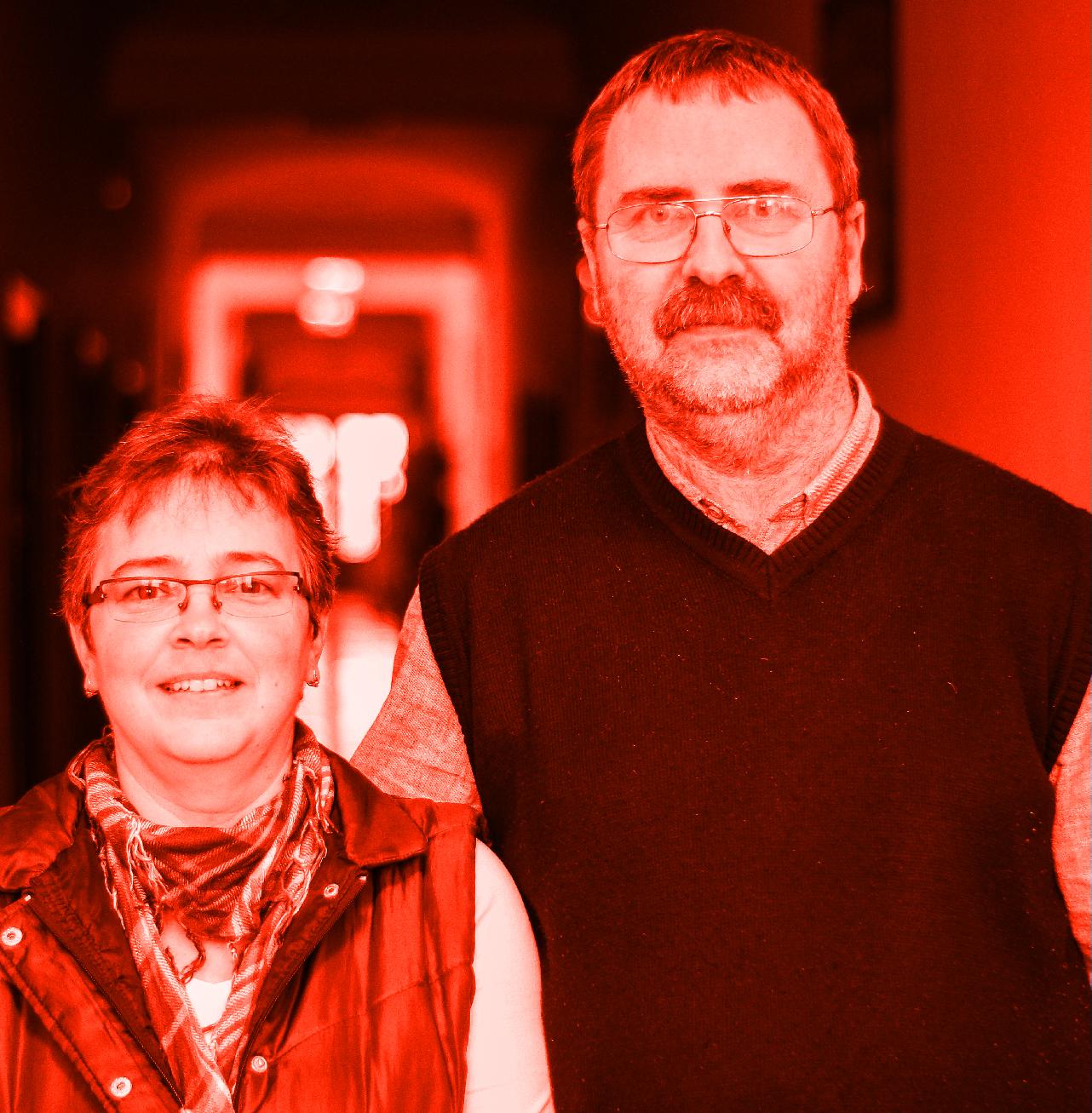 Malatinszky Zita és Valuska Lajos